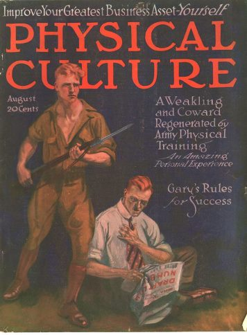 Physical Culture 1918 aug